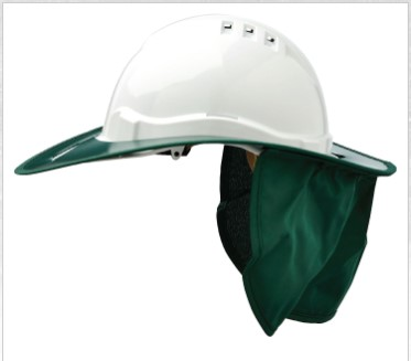 Shade Halo V6 Plastic Hard Hat Brim V6BP 4