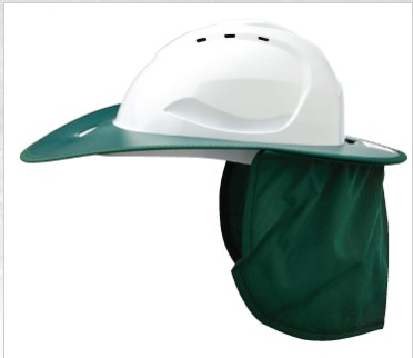 Shade Halo V9 Plastic Hard Hat Brim V9BP 4