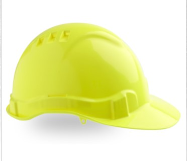 Vented Hard Hat with Pinlock Harness PHHV6 2