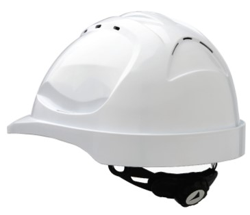 V9 Hard Hat with Ratchet Harness  HHV9R 2