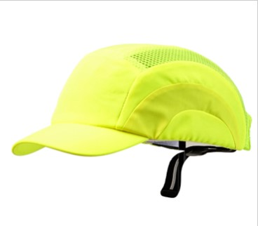 Hi Vis Bump Cap Short Peak 1