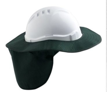 Detachable Hard Hat Brim 4