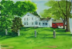 Farmhouse at Heritage Farm