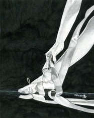 Ballet and Ribbons