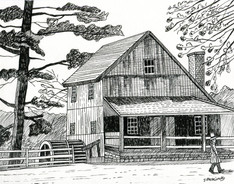 Grist Mill Old Sturbridge Village