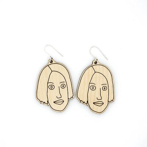 SELMA / earrings