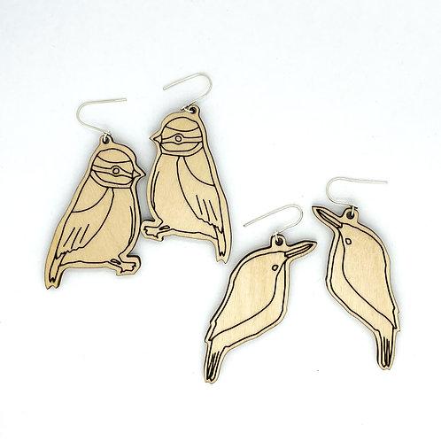 LITTLE BIRD / earrings