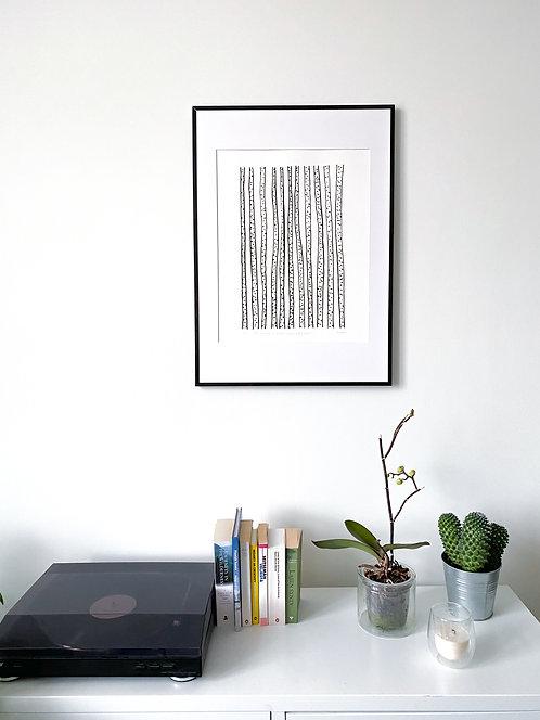 KOIVISTO / original print