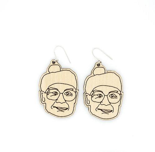 OLGA / earrings