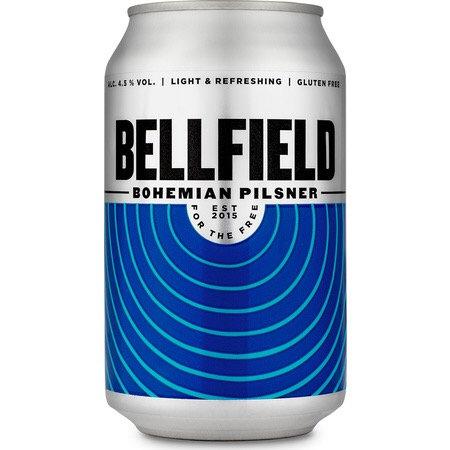 Bellfield Bohemian Pilsner 4.5%