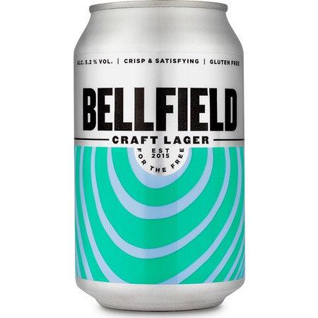 Bellfield Craft Lager 5.2%