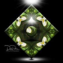 Green cube
