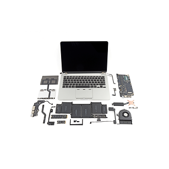 Nettoyage MacBook Air
