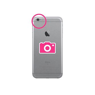 Changement Appareil Photo Arrière iPhone 6S Plus