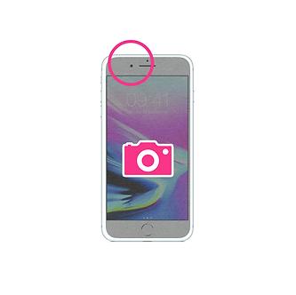 Changement Appareil Photo Avant iPhone 8 Plus