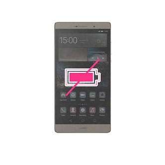 Changement de Batterie Huawei P8