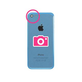 Changement Appareil Photo Arrière iPhone 5C