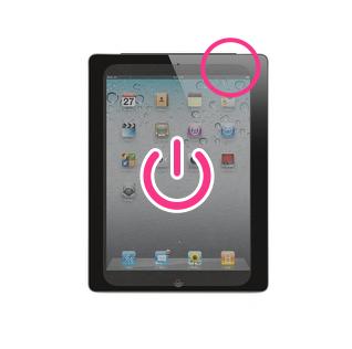 Changement Bouton Power iPad 2