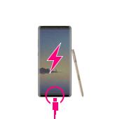 Changement Connecteur de Charge Note 8