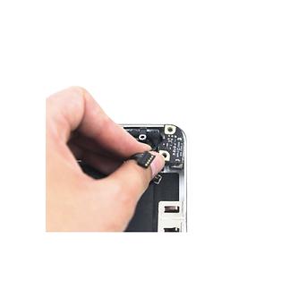 Changement Connecteur de charge MacBook Retina