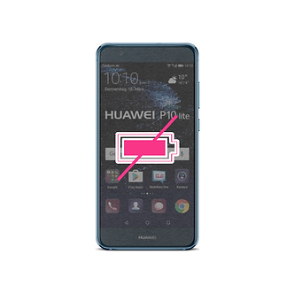 Changement de Batterie Huawei Mate 10 Lite