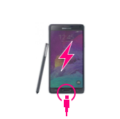 Changement Connecteur de Charge Note 5