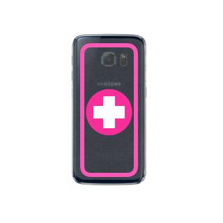 Changement Coque arrière Galaxy S6 Edge+