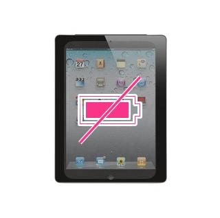 Changement Batterie iPad 4