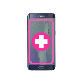 Changement Vitre + Ecran Galaxy S6 Edge+