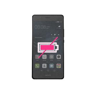 Changement de Batterie Huawei P9 Lite