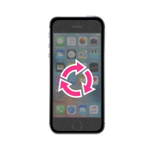 Remise à Niveau Logiciel iPhone SE