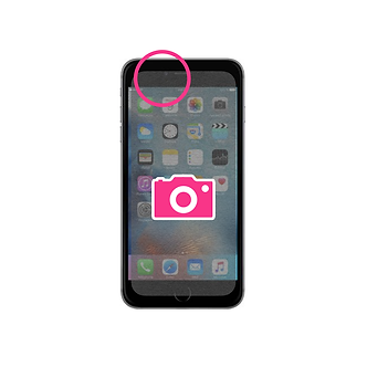 Changement Appareil Photo Avant iPhone 6S