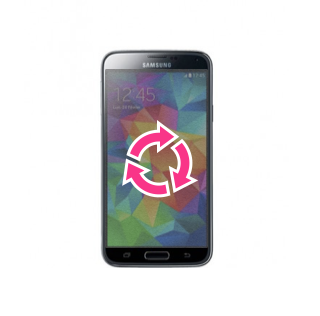 Remise à Niveau Logiciel Galaxy S5 Mini