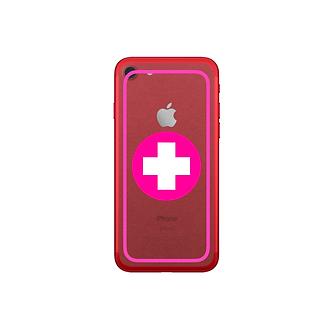 Changement Coque arrière iPhone 7