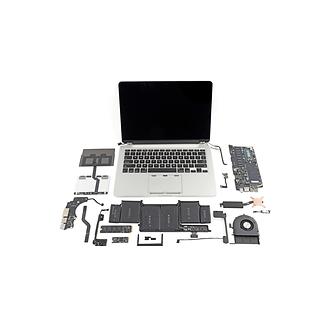 Nettoyage MacBook Pro Rétina