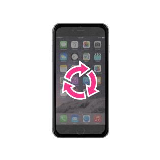 Remise à Niveau Logiciel iPhone 6 Plus