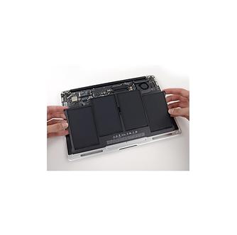 Changement Batterie MacBook Pro Rétina