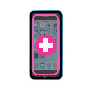 Changement Vitre + Ecran iPhone 5C