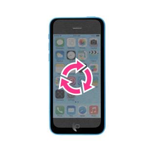 Remise à Niveau Logiciel iPhone 5C