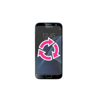 Remise à Niveau Logiciel Galaxy S7 Edge