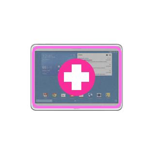 Changement Vitre + Ecran Samsung Galaxy Tab 4
