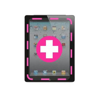 Changement Vitre seule pour iPad 4