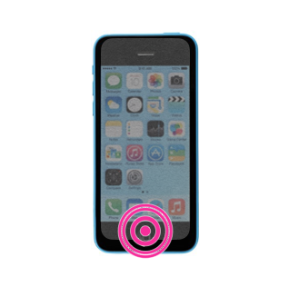 Changement Bouton Home iPhone 5C