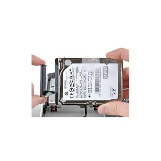 Changement Disque dur MacBook Pro