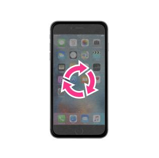 Remise à Niveau Logiciel iPhone 6S