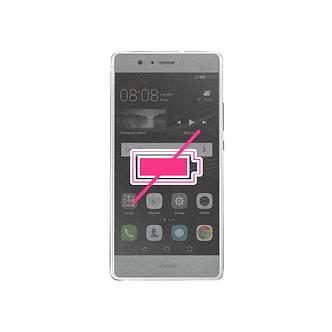 Changement de Batterie Huawei P9