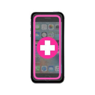 Changement Vitre + Ecran iPhone SE