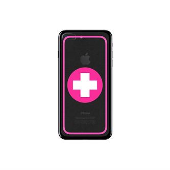 Changement Coque arrière iPhone 7 Plus