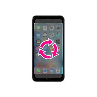 Remise à Niveau Logiciel iPhone 6S Plus