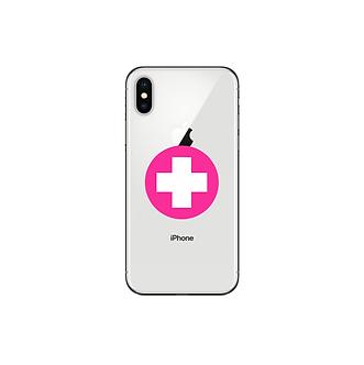 Changement Coque arrière iPhone X